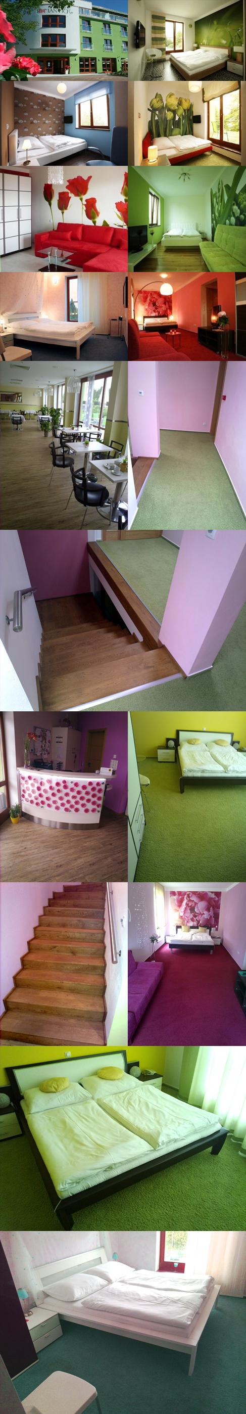 Hotel Romantick Třeboň - 920 m2